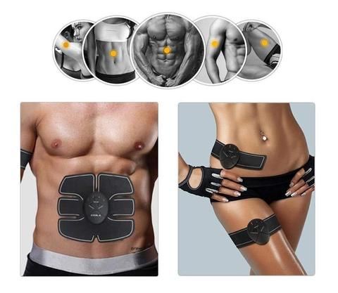 EMS Muscle Stimulator ABS Set