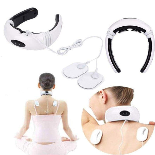 Electrotherapy Neck Massager