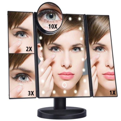 Hollywood Style LED Touch Makeup Mirror - Home