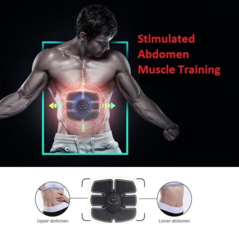 EMS Muscle Stimulator 6 pack-ABS