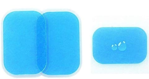 Replacement Gel Pads For EMS Muscle Stimulator