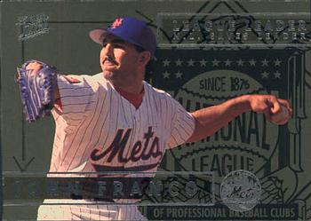 1995 ULTRA LEAGUE LEADERS 10 JOHN FRANCO METS