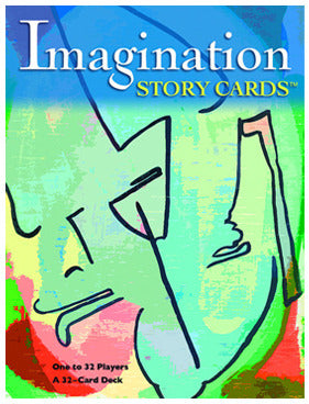 imagination story cards