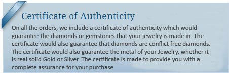 certificate of authencity, high rated, best review