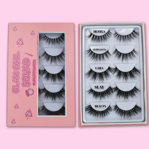 Booked & Busy (Lash Book)