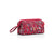 REISENTHEL TRAVEL COSMETICS PAISLEY RUBY