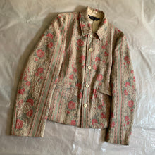 Load image into Gallery viewer, ss2000 CDGH+ Rose Gobelin Tapestry Jacket - Size M