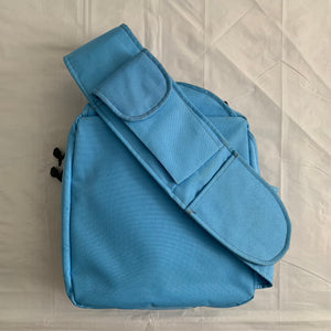 2000s Vexed Generation x Yak Pak Baby Blue Crossbody Bag - Size S