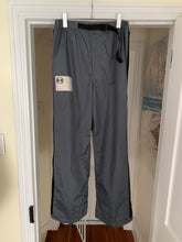 Load image into Gallery viewer, 1990s Final Home Gunmetal Survival Zipper Pants - Size M