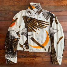 Load image into Gallery viewer, ss1994 Issey Miyake Rising Sun & Crescent Moon Eagle Rider Jacket - Size XL