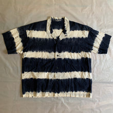 Load image into Gallery viewer, 1980s Issey Miyake Dyed Striped Shirt - Size XL