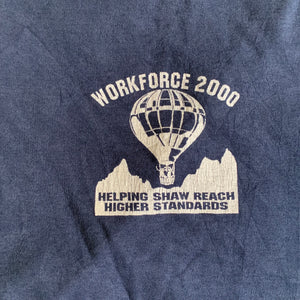 2000s Workforce Tee - Size L