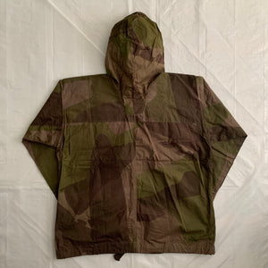 1940s Vintage WW2 British SAS Brushed Camo Smock - Size XL