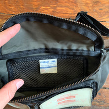 Load image into Gallery viewer, 1980s Vintage Yoshida & Co Luggage label Bum Bag by Koichi Yamaguchi - Size OS