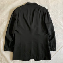 Load image into Gallery viewer, aw2002 Yohji Yamamoto Wing Embroidered Lapel Blazer - Size XL