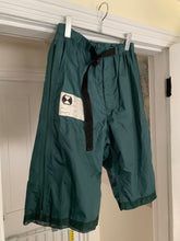 Load image into Gallery viewer, 1990s Final Home Forest Green Survival Shorts - Size M