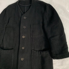 Load image into Gallery viewer, 1990s CDGH+ Object Dyed Boiled Wool Coat - Size OS