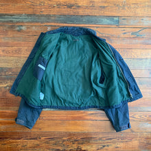 Load image into Gallery viewer, 1990s Armani Object Dyed RAF MK3 Backpack Jacket - Size XL