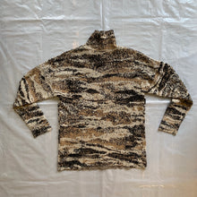 Load image into Gallery viewer, aw2002 Raf Simons Digi Camo Turtleneck - Size OS