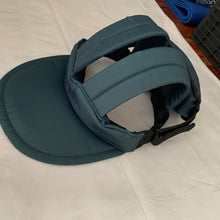 Load image into Gallery viewer, 1990s Final Home Nylon Cutout Pillow Survival Hat - Size OS