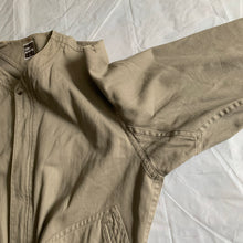 Load image into Gallery viewer, 1980s Issey Miyake Cotton Khaki Baseball Jacket - Size M