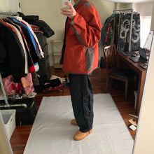 Load image into Gallery viewer, 2000s Vintage TUMI Burnt Orange Traveler Jacket - Size XL