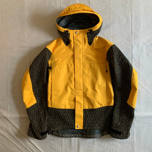 aw2005 Junya Watanabe Yellow Goretex Technical Jacket - Size M