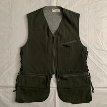 Load image into Gallery viewer, 1990s Vintage Sonia Rykiel Modular Cargo Pocket Flap Vest - Size L