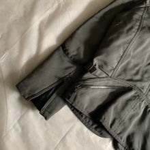 Load image into Gallery viewer, aw2000 Issey Miyake Grey Ballistic Nylon Cargo Moto Jacket - Size M