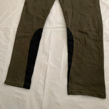 Load image into Gallery viewer, aw2004 Issey Miyake Reconstructed Switch Fabric Paneling Pants - Size L
