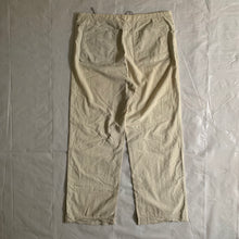 Load image into Gallery viewer, ss2003 Margiela Inside Out Beige Trousers - Size OS
