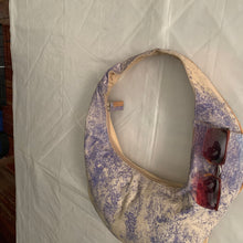 Load image into Gallery viewer, 2000s Issey Miyake Splattered Moon Sling Bag - Size OS
