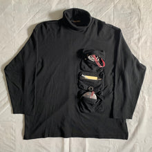 Load image into Gallery viewer, 1990s Yohji Yamamoto Tactical Cargo Sweater - Size L