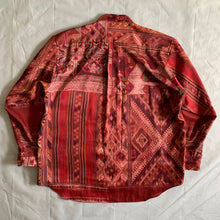 Load image into Gallery viewer, ss1992 CDGH+ Navajo Print Shirt - Size L