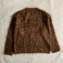 Load image into Gallery viewer, 1990s Yohji Yamamoto Brown Mohair Sweater - Size L