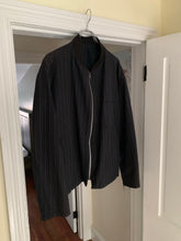 Load image into Gallery viewer, ss1996 Yohji Yamamoto Striped Oversized Work Jacket - Size XL