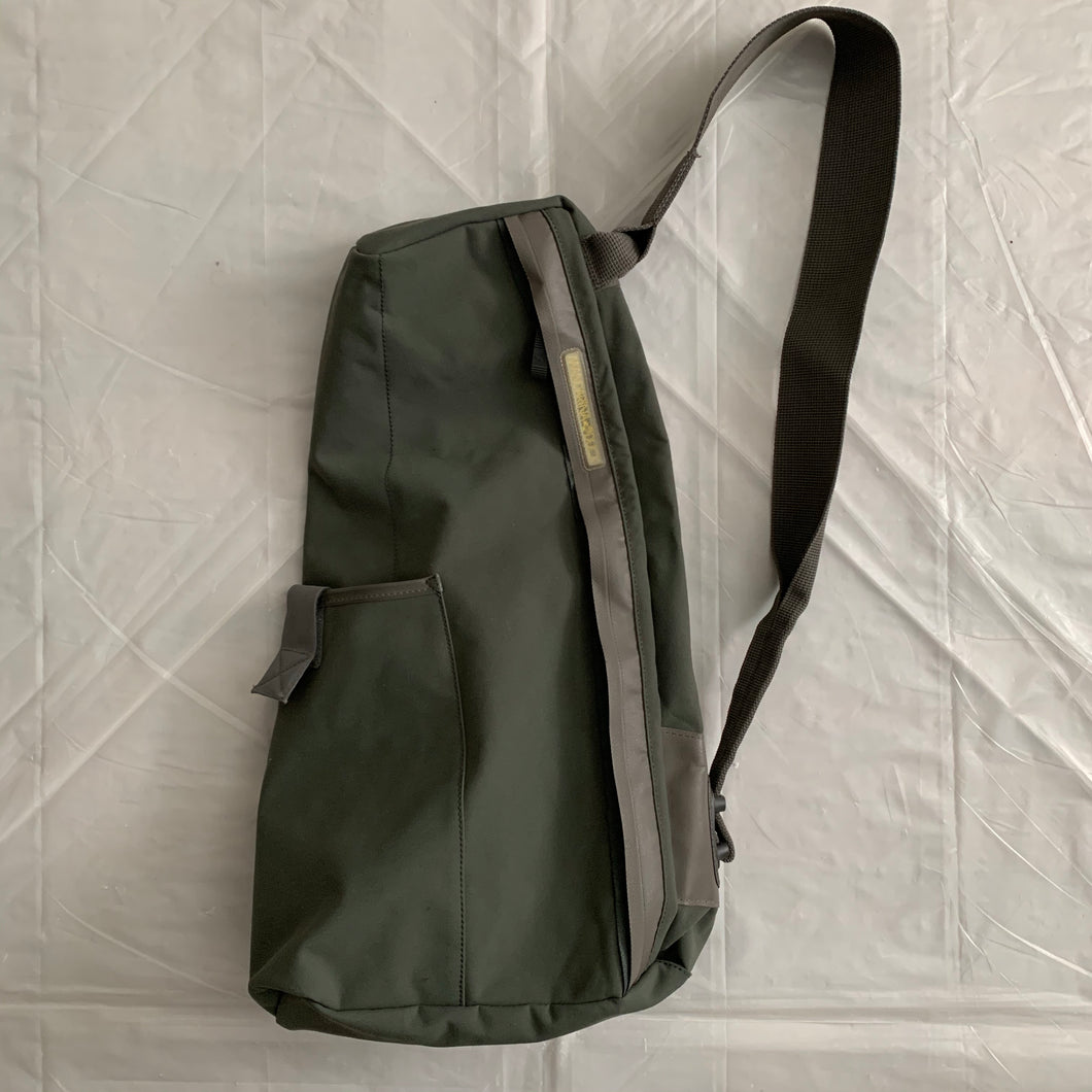 2000s Mandarina Duck Technical Sling Bag - Size OS