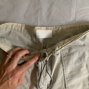 ss2003 Margiela Inside Out Beige Trousers - Size OS