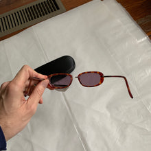Load image into Gallery viewer, 2000s Yohji Yamamoto Rose Lens Red Technical Frames - Size OS