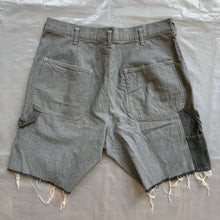 Load image into Gallery viewer, 1990s CDGH Distressed Carpenter Shorts - Size L