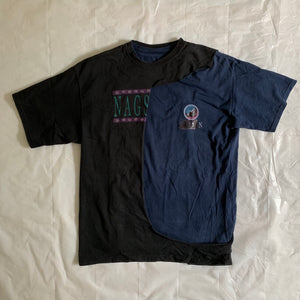 aw2004 Margiela Artisanal Reconstructed Vintage Tees - Size L