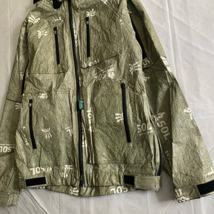aw2018 Takahiromiyashita The Soloist Olive SOL Flight Jacket - Size L