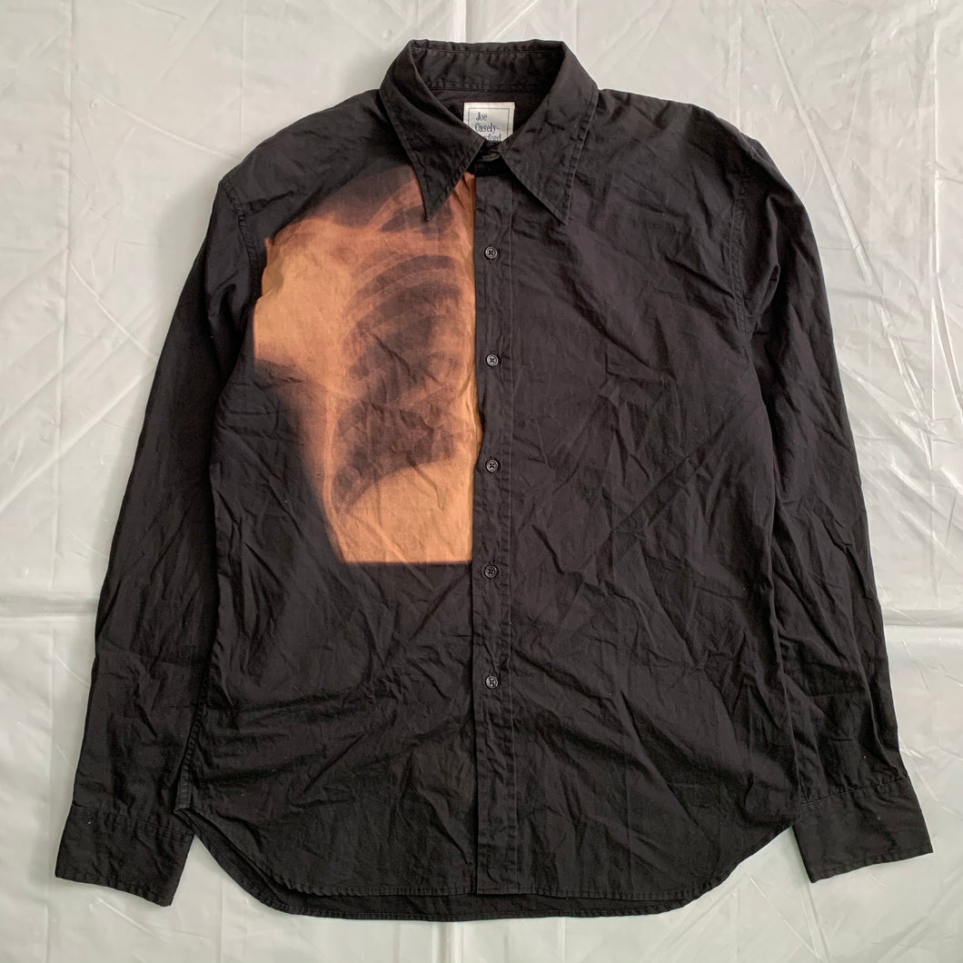 1990s Vintage Joe Casely Hayford X-Ray Shirt - Size M
