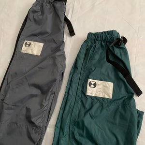 1990s Final Home Forest Green Survival Shorts - Size M
