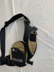2000s Final Home Military Sling Bag - Size OS