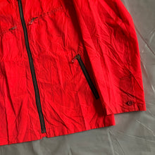 Load image into Gallery viewer, aw2000 Issey Miyake Bright Red Windbreaker Training Jacket - Size M