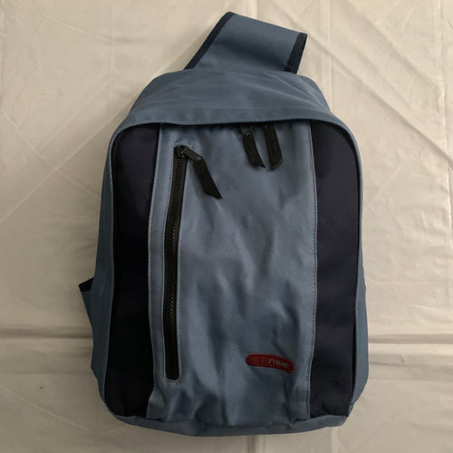 2000s Vintage Nike Crossbody Shoulder Backpack - Size OS