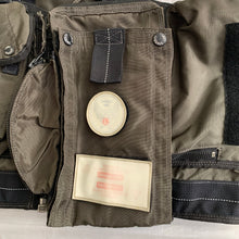Load image into Gallery viewer, 1980s Vintage Yoshida & Co Luggage label Modular Harness Vest by Koichi Yamaguchi - Size OS