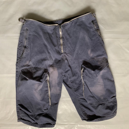 2000s Helmut Lang Astro Cargo Shorts - Size M