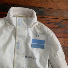 Load image into Gallery viewer, aw2018 Kanghyuk Recycled Airbag Astronaut Jacket w/ Gloves - Size L